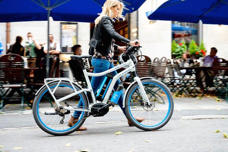 Bicicleta H2 Linde3
