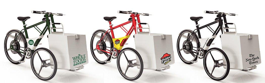 Diseño de bicicleta para el reparto de mercancias4