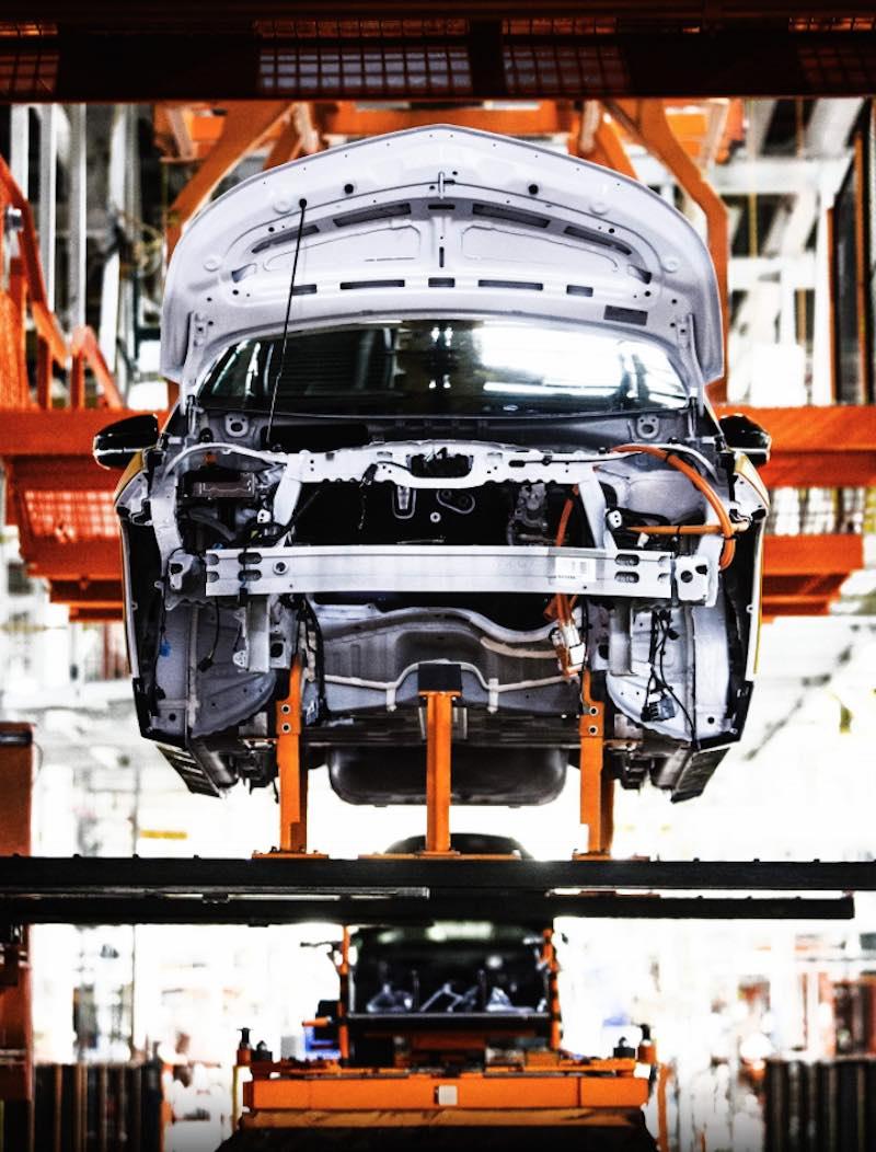 Nuevo Chevrolet Bolt en preproduccion