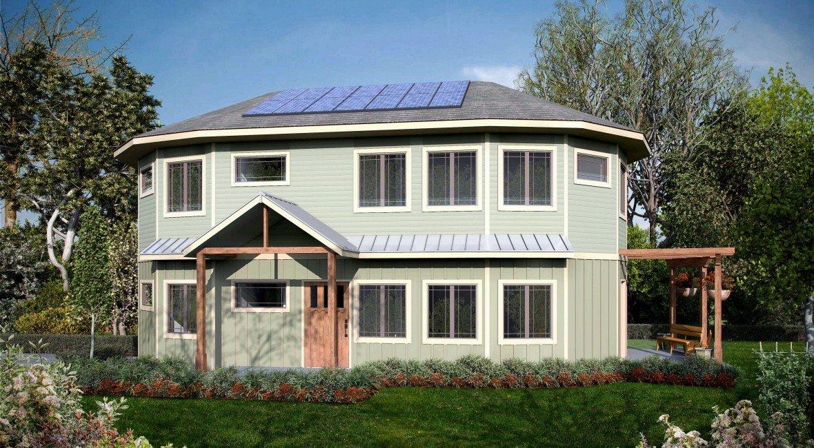 casas prefabricadas energéticamente autosuficientes1