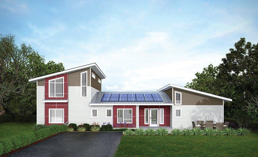 casas prefabricadas energéticamente autosuficientes2