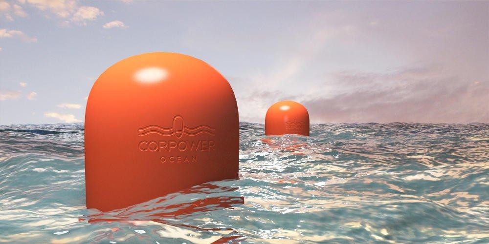 Nueva boya marina puede producir tres veces más electricidad que la mejor de sus competidoras