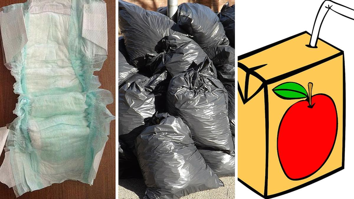 Los tres grandes dolores de cabeza para la industria del reciclaje