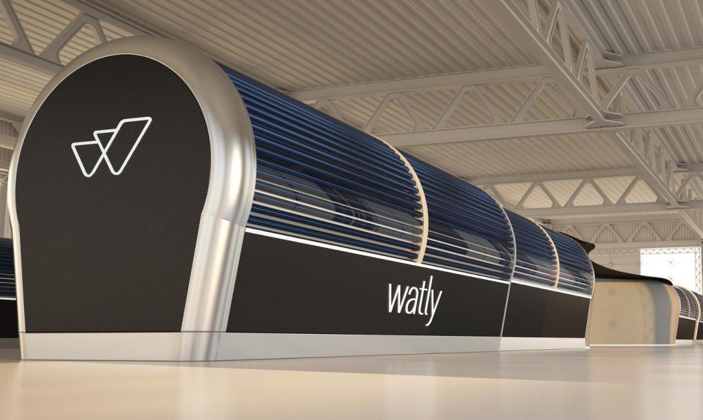 Watly. El sistema que puede suministrar agua potable, energía renovable y conexión a Internet para 3000 personas