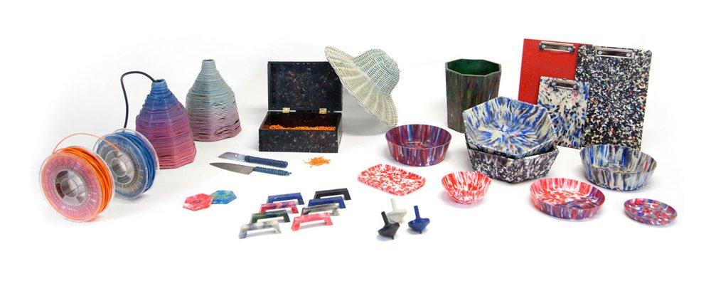 precious plastic creaciones