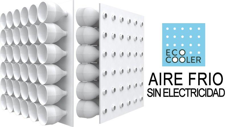 Climatizador ecológico, aire acondicionado ecológico