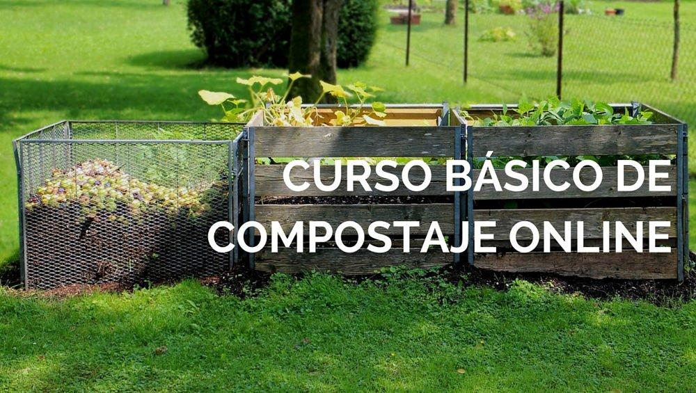Curso básico de compostaje online