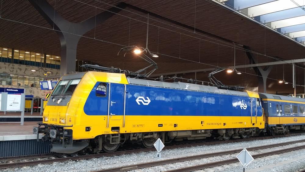 Tren-holanda