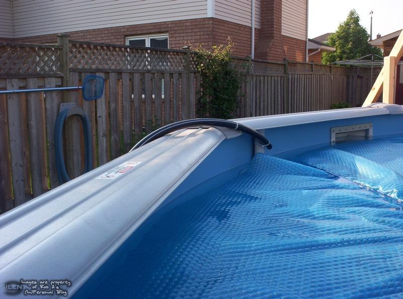 Cómo hacer un calentador solar casero para tu piscina3