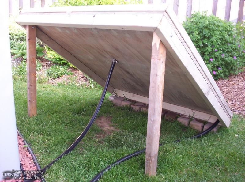 Cómo hacer un calentador solar casero para tu piscina4
