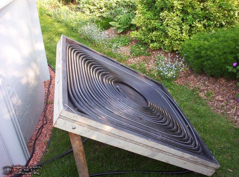 Cómo hacer un calentador solar casero para tu piscina5