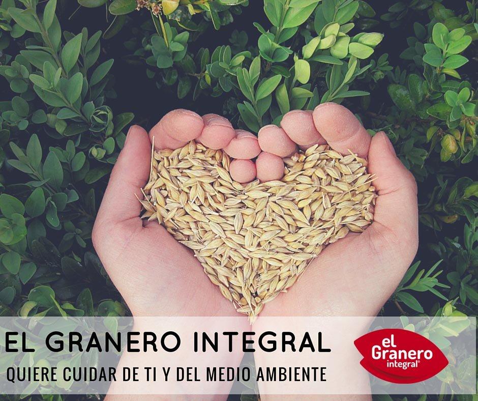 El Granero Integral quiere cuidar de ti y del medio ambiente