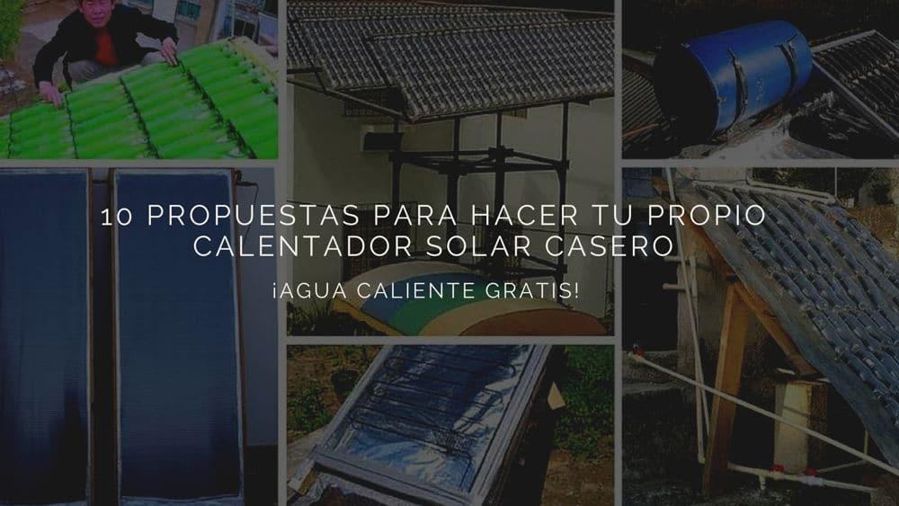 Calienta tu vivienda con energía limpia con un calefactor solar