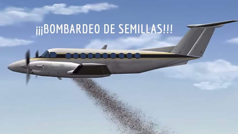 Aviones-para-bombas-de-semillas