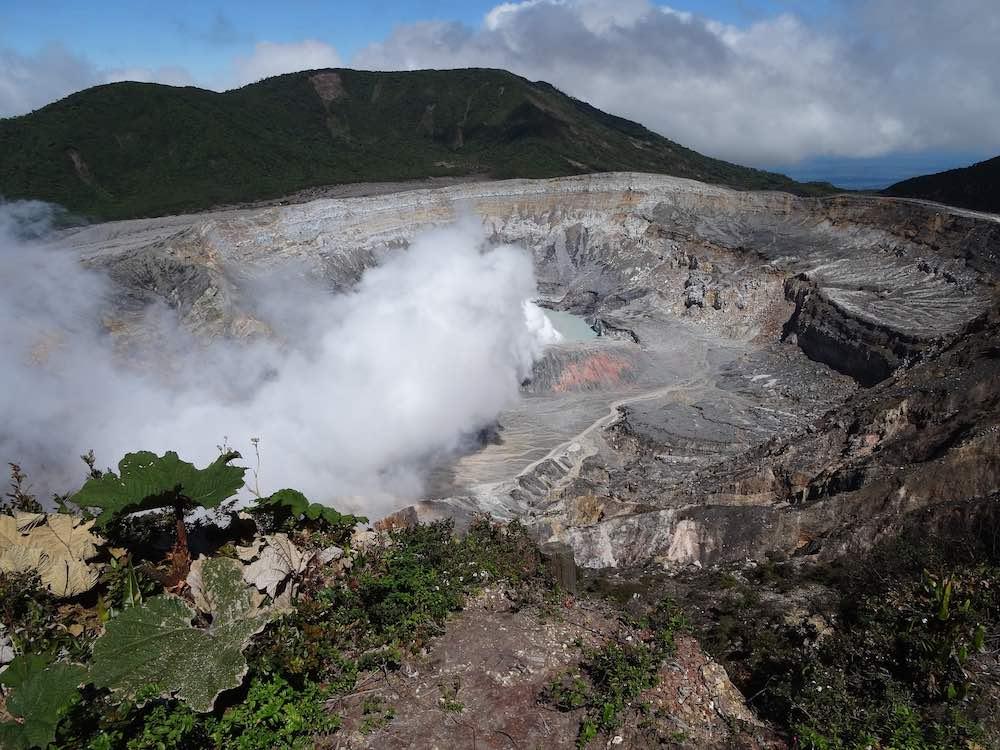 Costa Rica Geotermica
