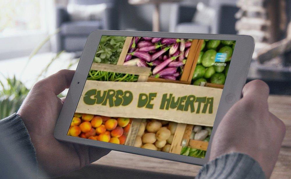 Curso gratis y online sobre Huerta Orgánica