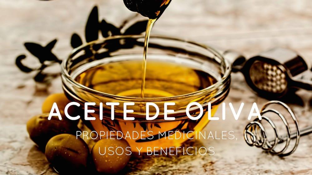Beneficios, propiedades y usos del aceite de oliva