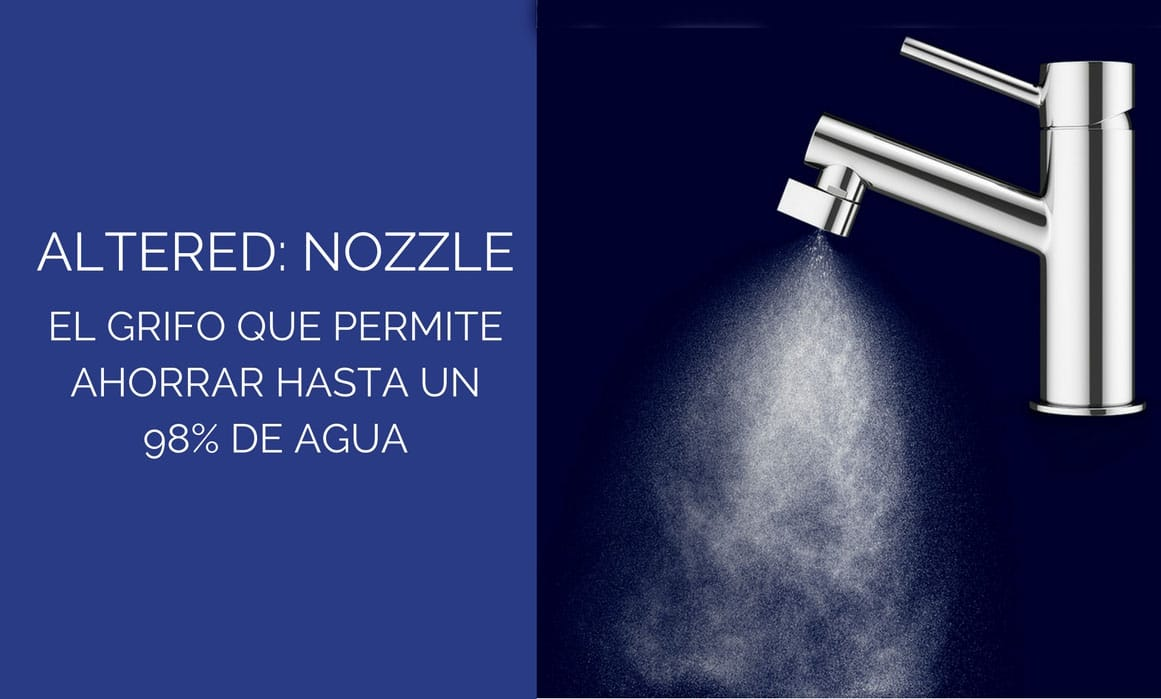 Altered-nozzle