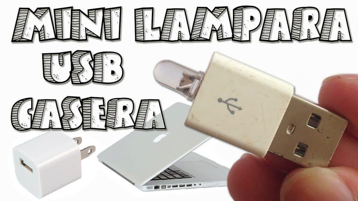 Minilampara-usb-casera