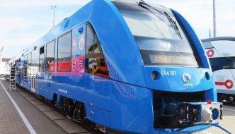 Comienza a funcionar el primer tren de pasajeros con pila de hidrógeno cero emisiones del mundo