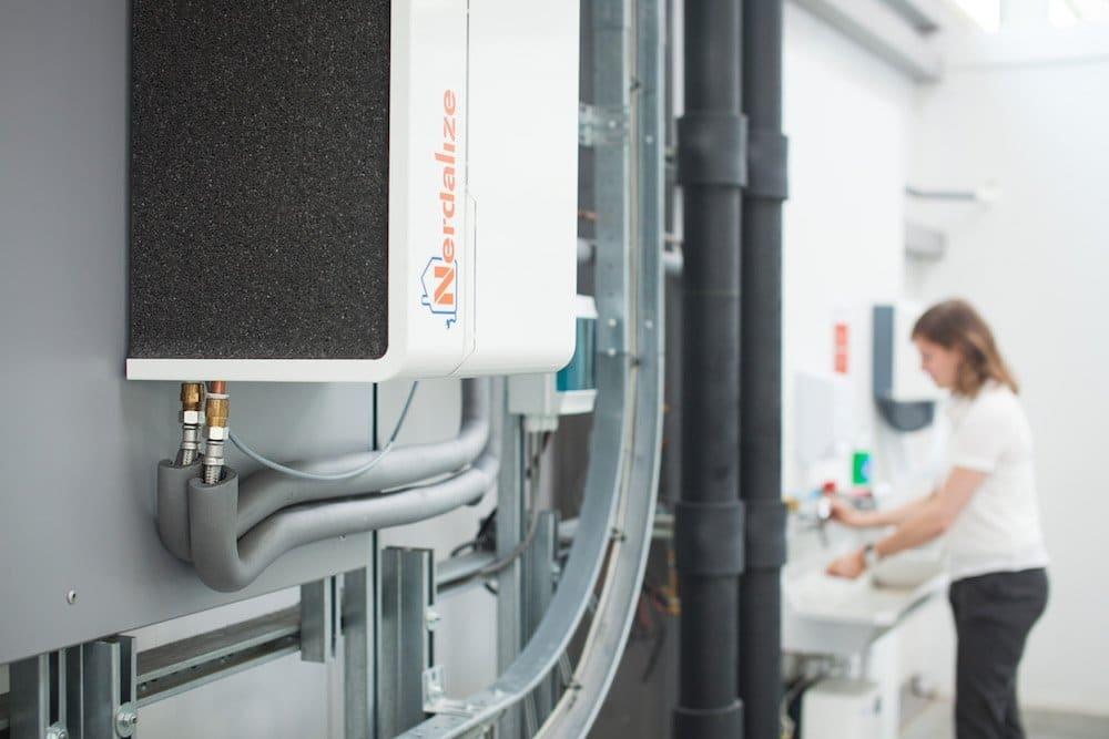 CloudBox, un original sistema Holandés para tener agua caliente y calefacción gratis