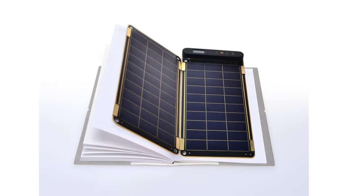 Solar Paper cargador solar