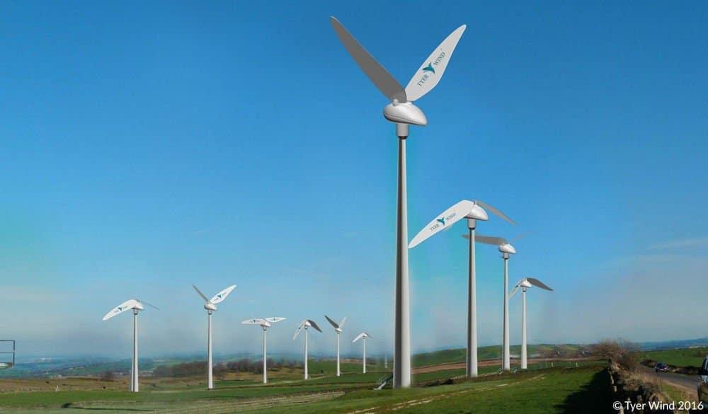 La revolucionaría turbina eólica que produce energía imitando el aleteo de los colibríes
