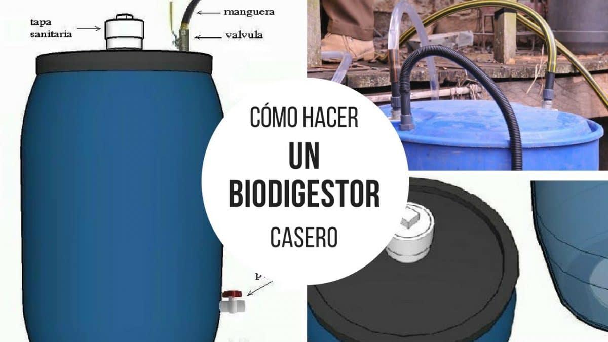 Biodigestor-casero