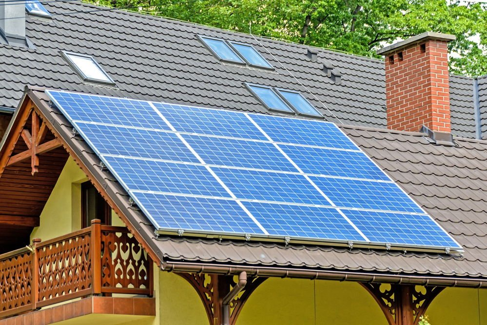 Ventajas energía solar doméstica