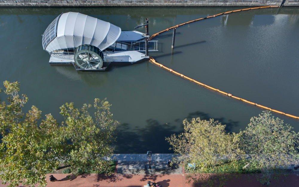 limpieza río, limpieza puerto, basura puerto, basura ríos