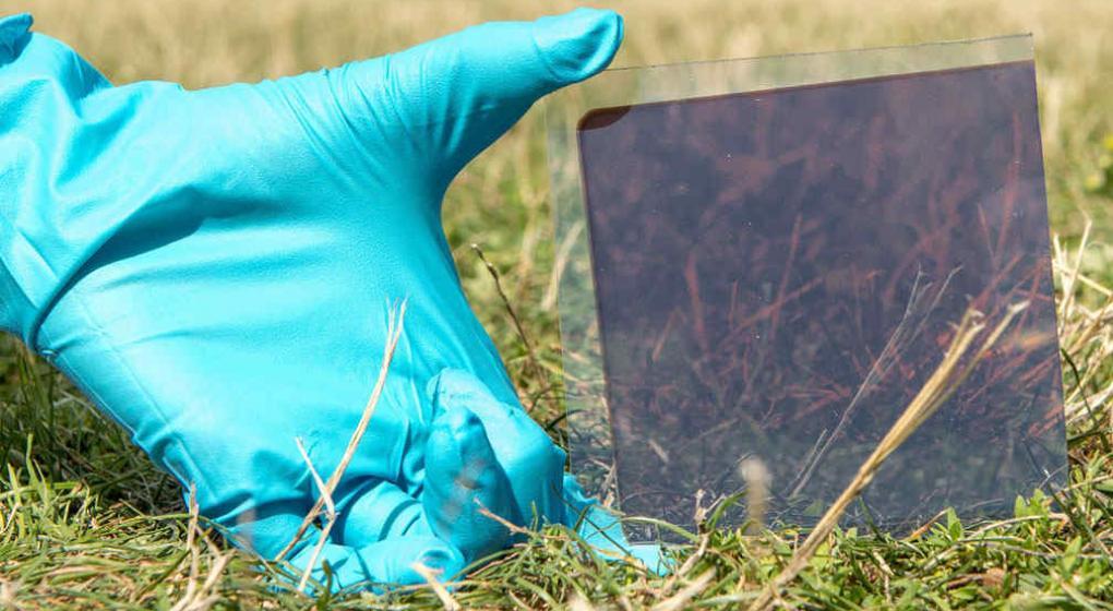 La fotovoltaica impresa será tan barata como la impresión de un periódico gracias a la perovskita