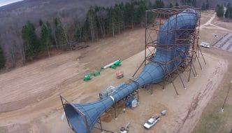Turbina eólica en forma de túnel que puede generar el 600 % más de energía que las convencionales
