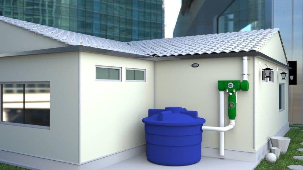 Metodos de recogida de agua