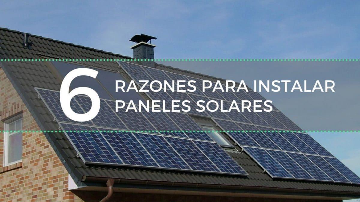 Razones-instalar-paneles-solares
