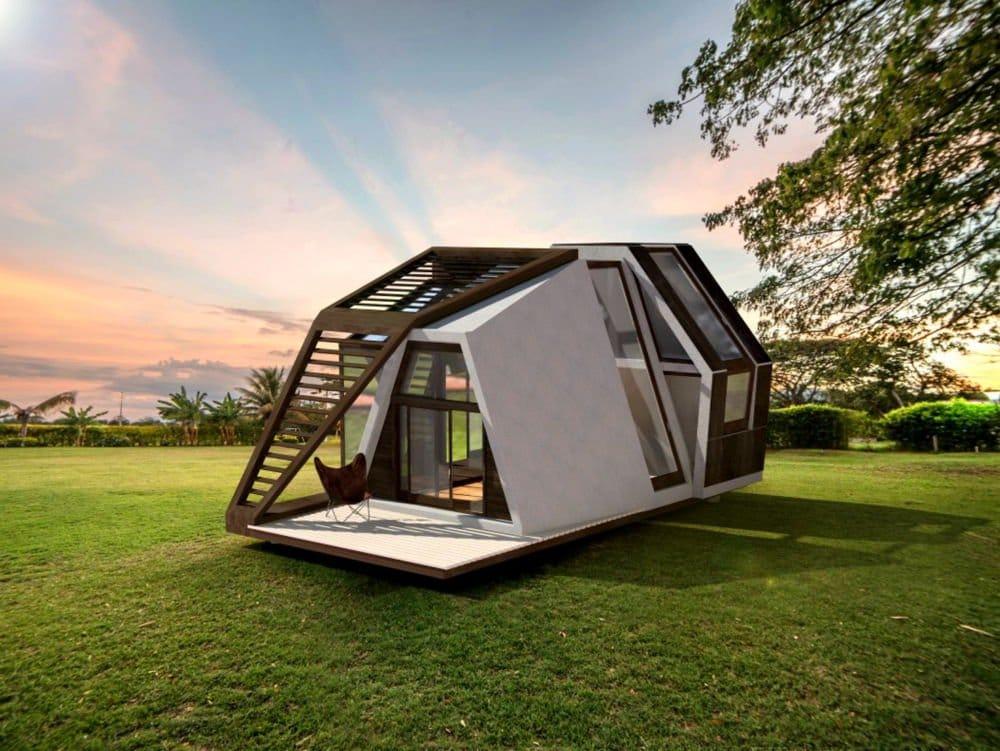 Mobile Home: tu casa sostenible donde y cuando quieras