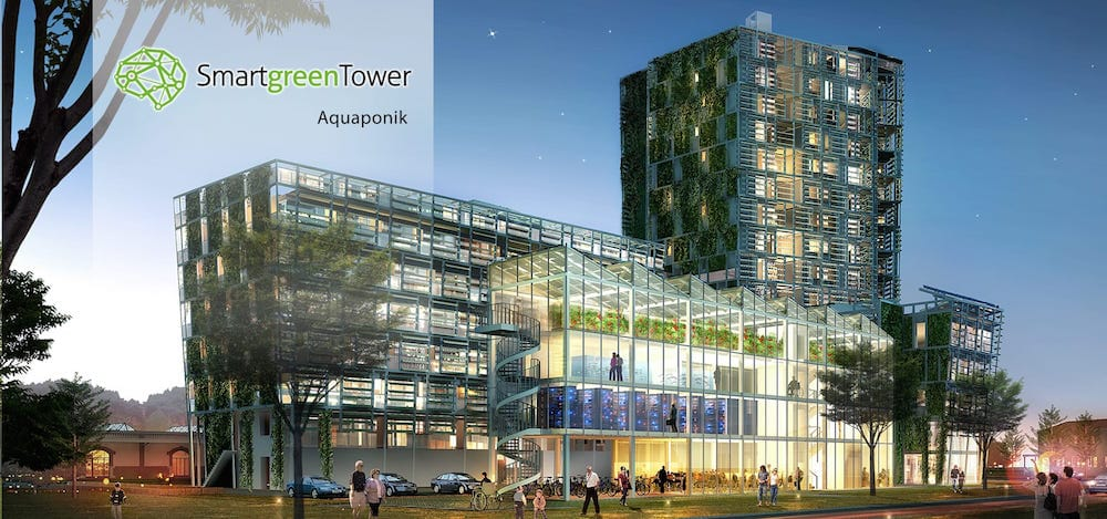 Smart-green-tower