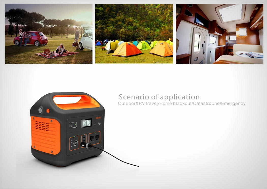 Solar Energy Storage Pro, la batería solar diseñada para aventureros, repaldo casero, catástrofes o emergencias