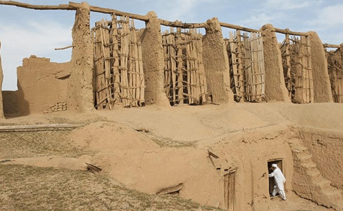 Los molinos de viento persas de 1000 años, que pueden dejar de funcionar por falta de relevo
