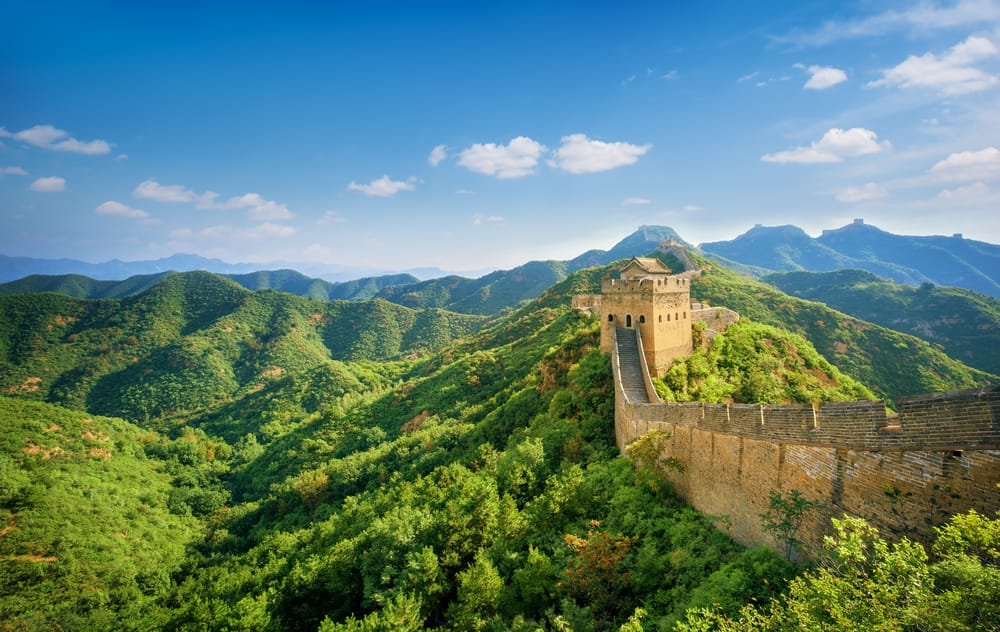 China-gran-muralla-bosques