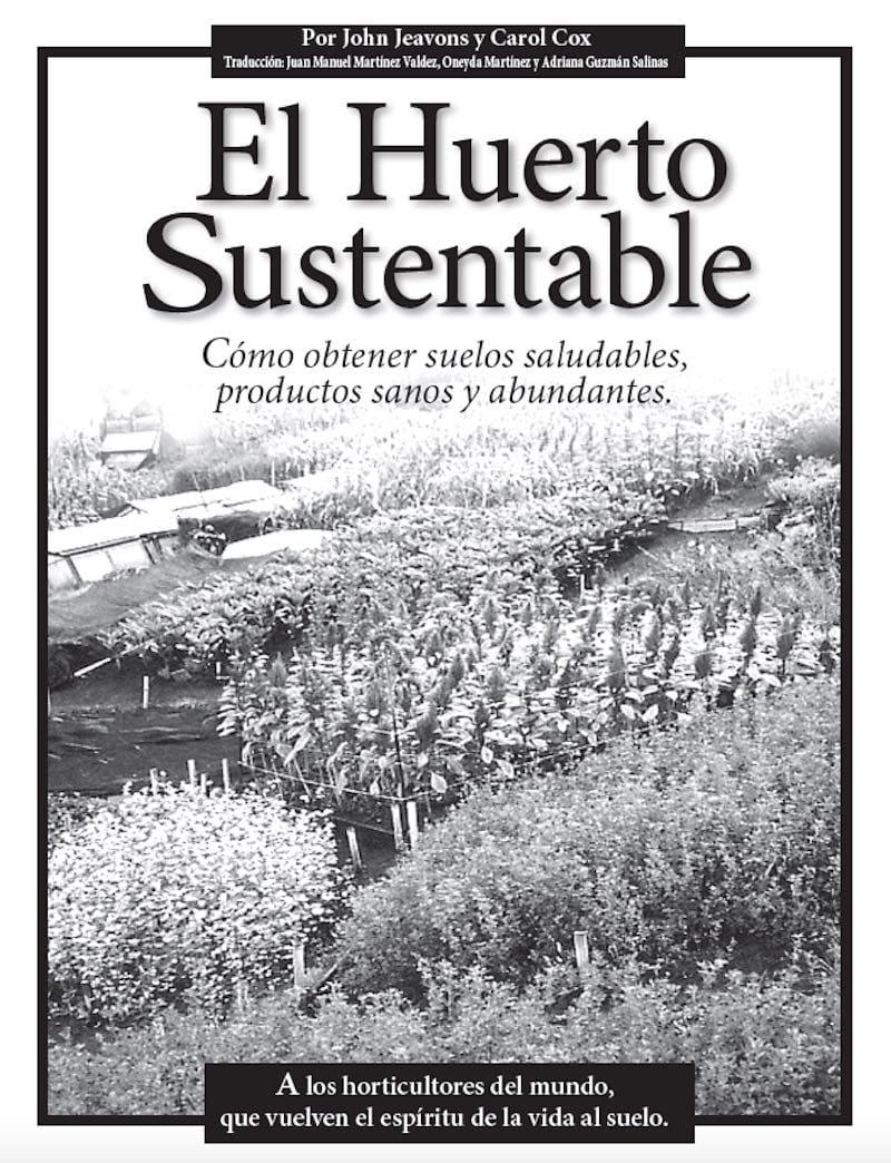 Manual: El huerto sustentable