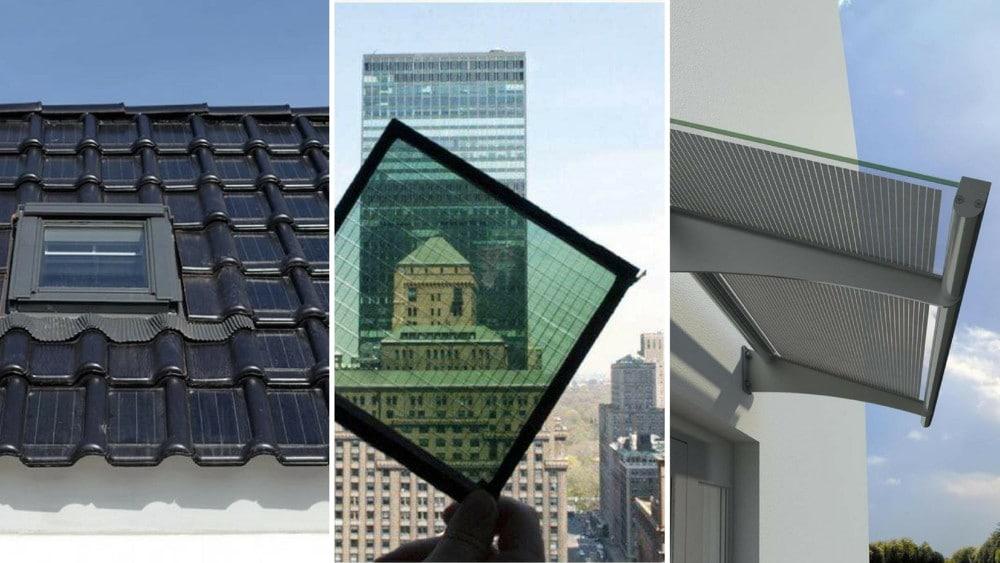 Nuevas Soluciones Solares Fotovoltaicas Integradas En