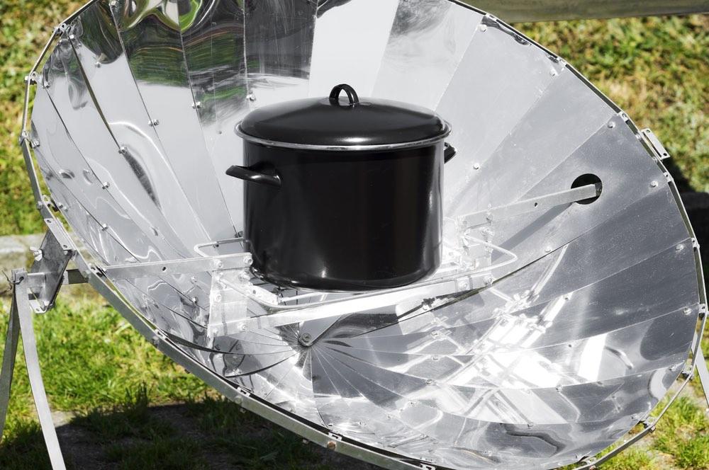Cocina solar la forma ecol gica de cocinar - Cocinas de cocinar ...