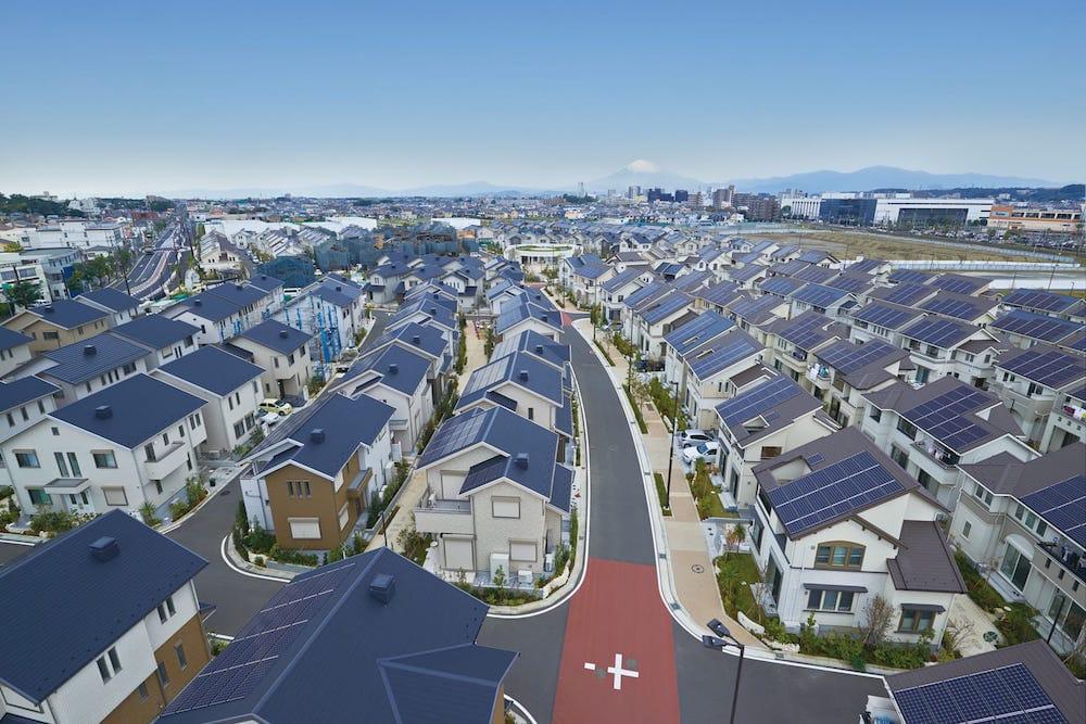 Fujisawa, un anticipo al futuro de la ciudad sostenible, inteligente y autosuficiente a 50 kilómetros de Tokio