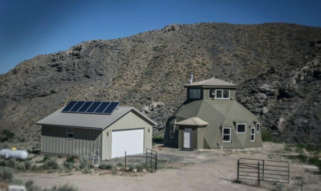 12 incre bles casas prefabricadas con las que podr s vivir de forma aut noma - Vivir en una casa prefabricada ...