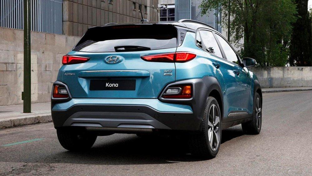 Hyundai Kona eléctrico e híbrido