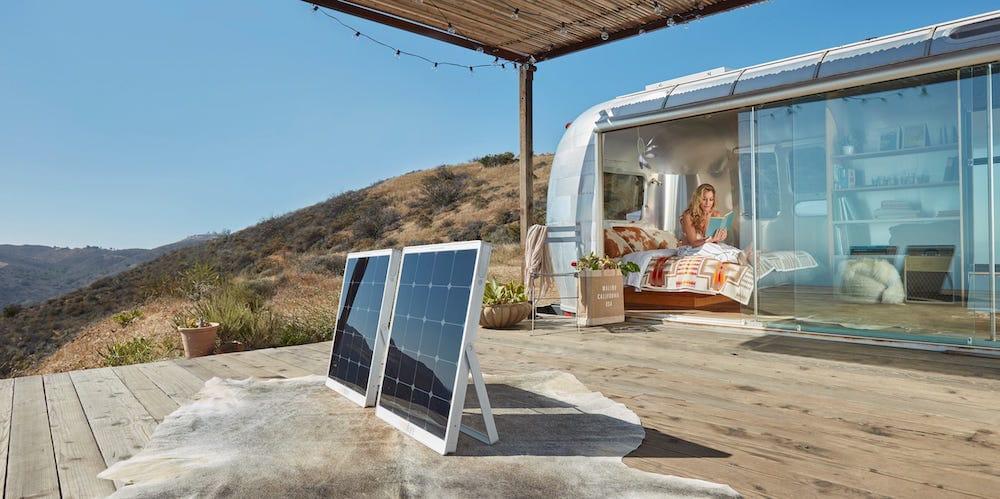 SolPad, energía solar personal