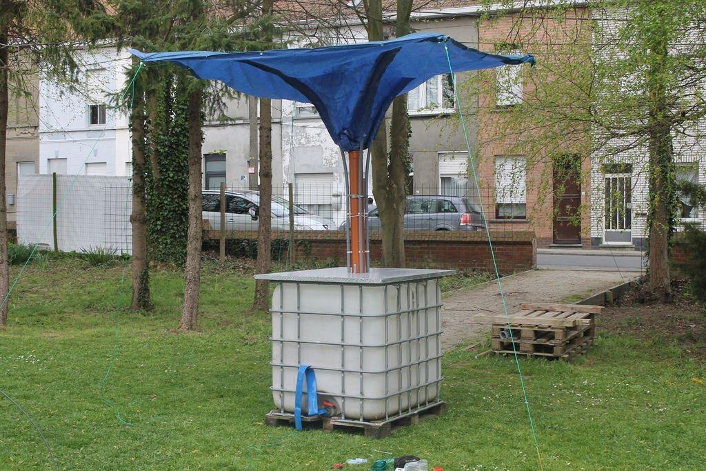 Gu a para fabricar un captador de agua de lluvia casero - Agua de lluvia ...