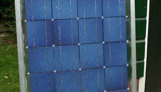 Energía limpia casera y asequible: guía para fabricar tu propio panel solar