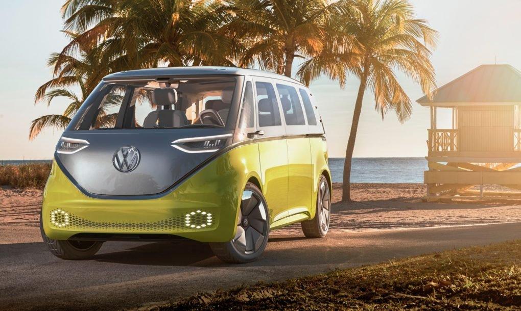 Así será el nuevo microbús eléctrico de Volkswagen, 500 kilómetros de autonomía