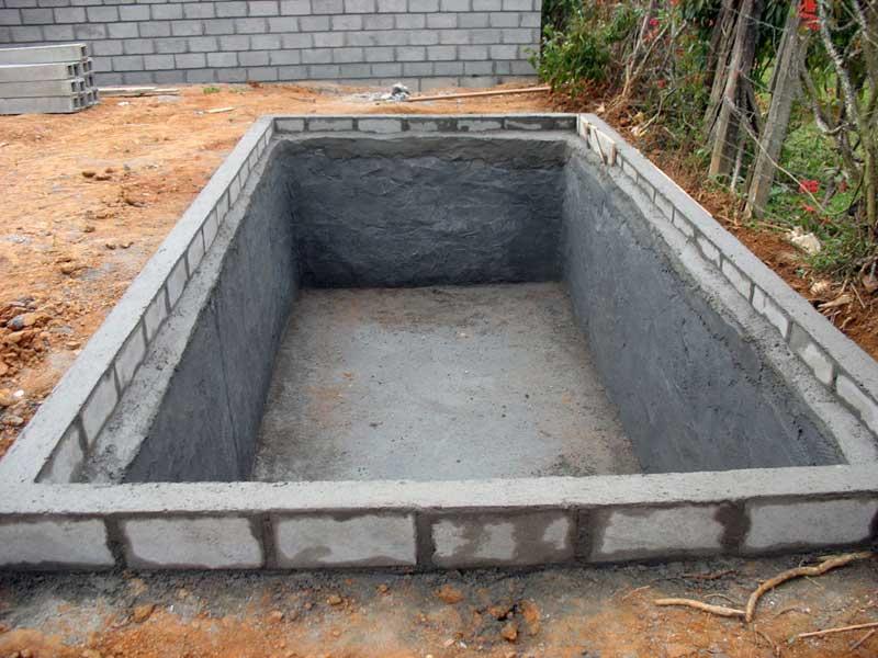 Construye tu pozo negro ecol gico en solo siete pasos for Cisternas de cemento